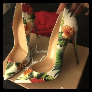 Authentic Christian Louboutins So Kate's